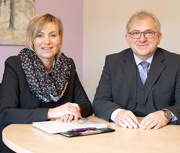Frank und Susanne Gimball